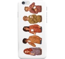 Marauders tea party iPhone Case/Skin