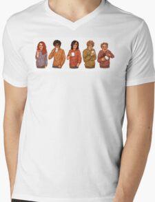 Marauders tea party Mens V-Neck T-Shirt