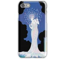 Midnight deco iPhone Case/Skin