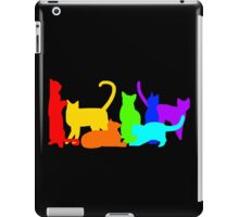 Rainbow Cats iPad Case/Skin