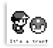 It's a trap! Metal Print