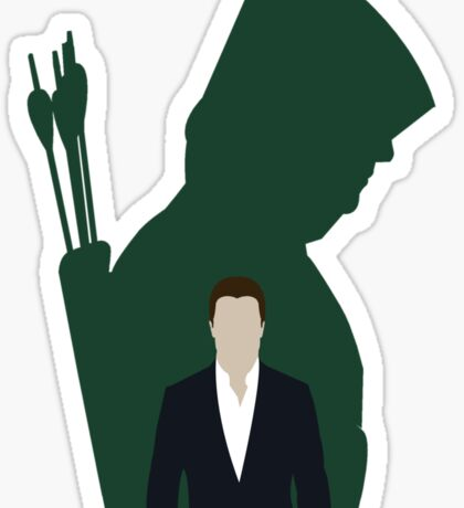 Arrow minimalist Sticker