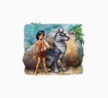 MOWGLI. Jungle Book Unisex T-Shirt