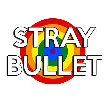 Stray Bullet Photographic Print