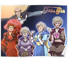 Beautiful Guardian Golden Girls Poster