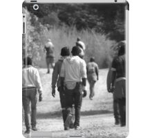 Marching Orders iPad Case/Skin
