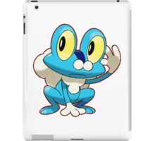 Blue Pokemon iPad Case/Skin