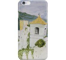Castell de Guadalest iPhone Case/Skin