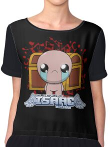 Get in the box - The binding of Isaac Chiffon Top