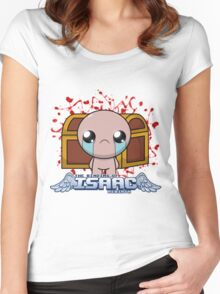 Get in the box - The binding of Isaac Women's Fitted Scoop T-Shirt