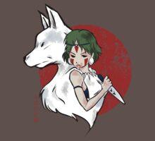 Wolf Blood One Piece - Short Sleeve