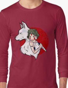 Wolf Blood Long Sleeve T-Shirt