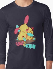 Plusle & Minun Long Sleeve T-Shirt