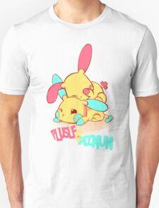 Plusle & Minun Unisex T-Shirt