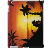 Sunset Shore iPad Case/Skin