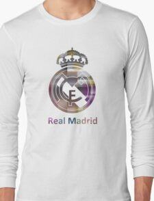 Tribute to Real Madrid   Long Sleeve T-Shirt