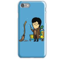 Harry's Job iPhone Case/Skin
