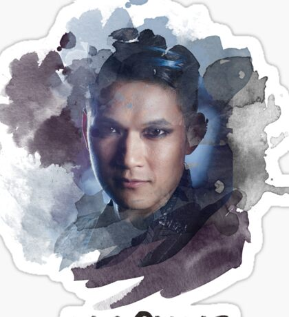 Magnus - Shadowhunters - Canvas Sticker