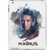 Magnus - Shadowhunters - Canvas iPad Case/Skin