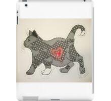Cool Cat.... iPad Case/Skin