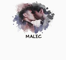 Malec - Shadowhunters - Canvas Unisex T-Shirt