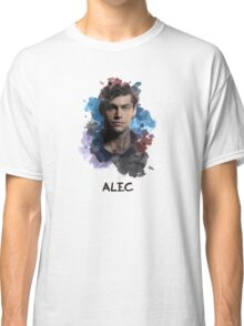 Alec - Shadowhunters - Canvas Classic T-Shirt