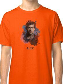Alec - Shadowhunters - Canvas Classic T-Shirt