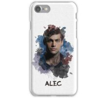 Alec - Shadowhunters - Canvas iPhone Case/Skin