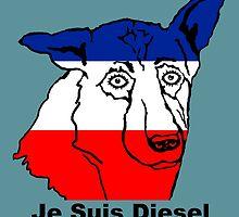 Je Suis Diesel by rlnielsen4