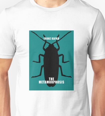 The Metamorphosis, Franz Kafka Unisex T-Shirt