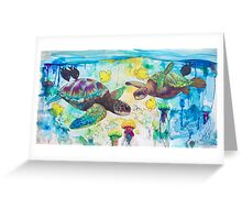 Enchanted Sea  Greeting Card