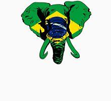 Elephant Brazil Unisex T-Shirt