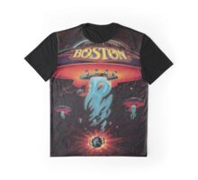 Boston Artwork Graphic T-Shirt