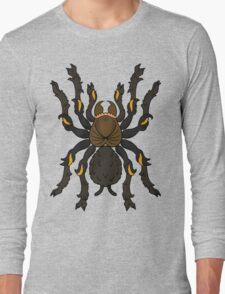 Heraldic Tarantula (Chaco Golden Knee) Long Sleeve T-Shirt