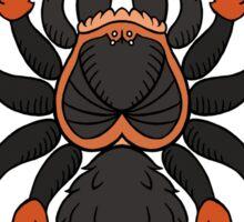 Heraldic Tarantula (Red Knee) Sticker