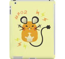 Cute + Cuddly Dedenne  iPad Case/Skin