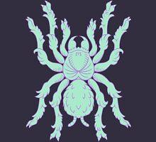 Heraldic Tarantula (Aqua / Lavender 1) Unisex T-Shirt