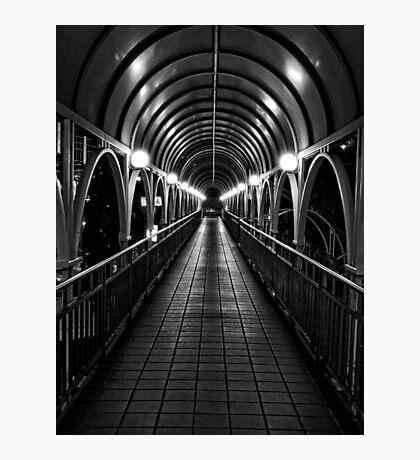Secret Passage Photographic Print