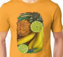 Banana Pineapple Lime Unisex T-Shirt