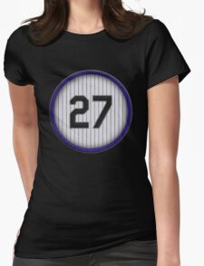 27 - Storytime Womens Fitted T-Shirt
