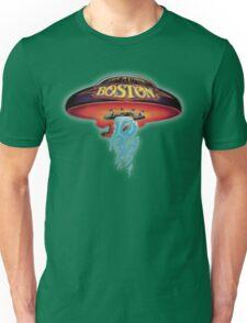Boston Artwork (Band) Unisex T-Shirt