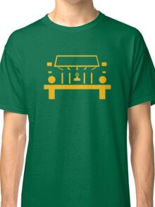 Heading to Green Bay in my VW thing Classic T-Shirt