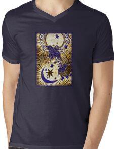 Owl Sun Moon T-Shirt