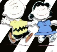 Peanuts Gang Sticker