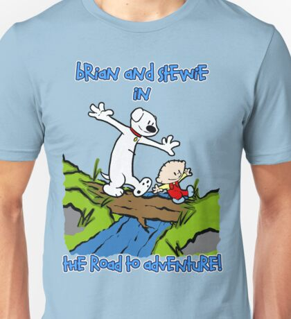 The Road to Adventure! Unisex T-Shirt