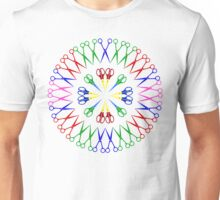 Scissors Design Unisex T-Shirt