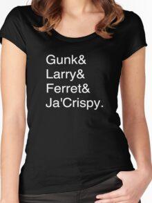 Jokers Nicknames Women's Fitted Scoop T-Shirt