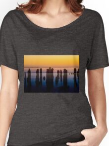 Sunset Women's Relaxed Fit T-Shirt