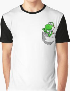 Pocket Yoshi Graphic T-Shirt