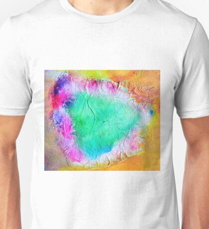 Color Blotches Unisex T-Shirt
